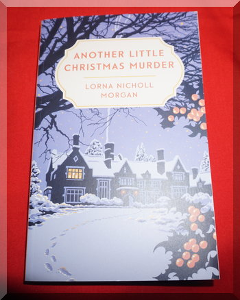 Another little Christmas murder - Christmas book review