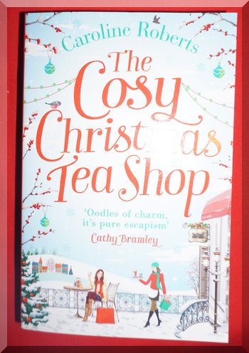 Front cover of the Cosy Christmas teashiop