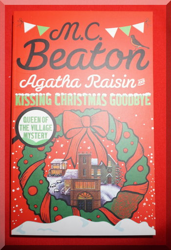 Kissing Christmas Goodbye - Christmas book review