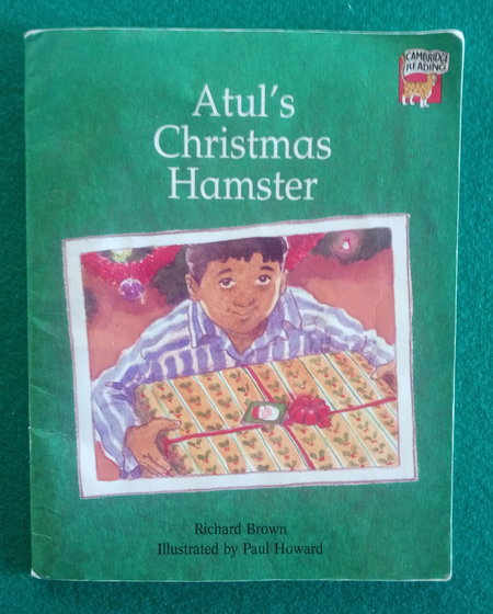 Front cover Artul's Christmas hamper