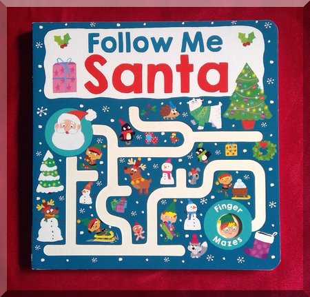 Follow me Santa - Christmas book review