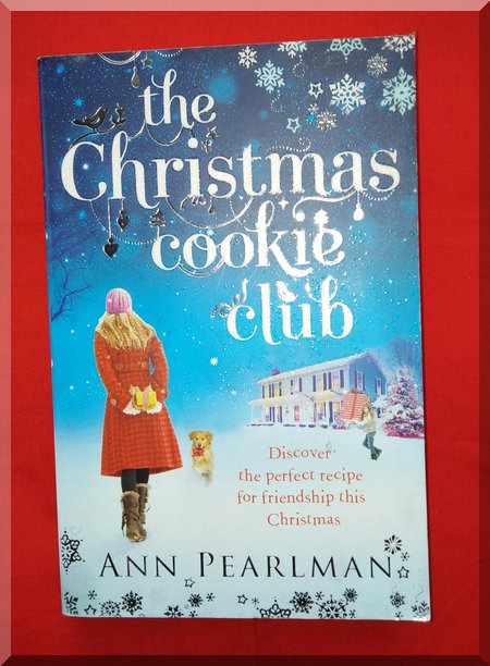 book cover The Christmas Cookie Club