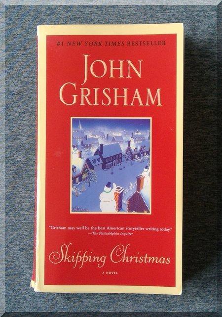 cover of John Grisham's Skipping Christmas