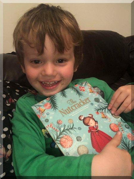 The Nutcracker (book & puzzle) - review