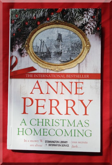Front cover a A Christmas Homecoming