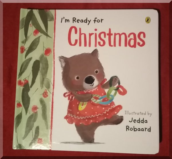 cover of I'm ready for Christmas