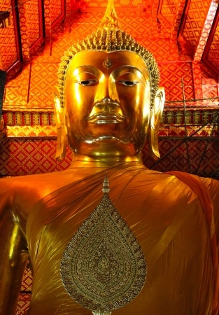 Golden Budha