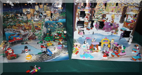 2015 Lego advent calendars in full