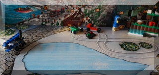 Lego City advent calendar day five