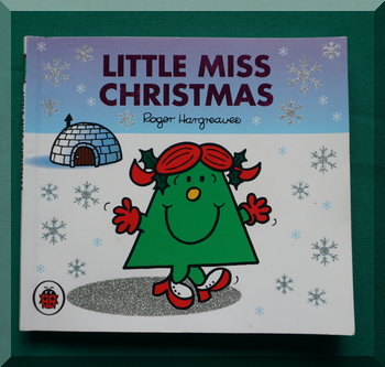 Cover image of 'Little Miss Christmas'