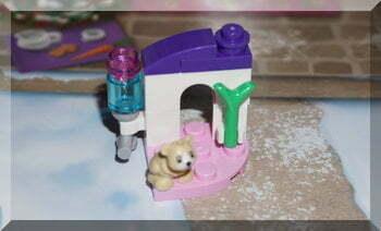 Lego guinea pig and hut