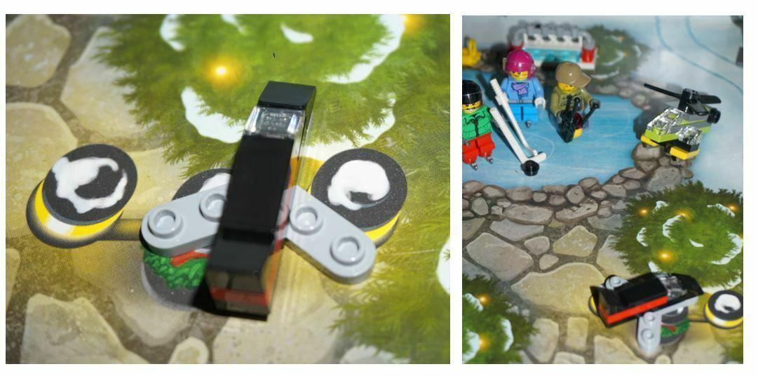 Lego City advent calendar plane