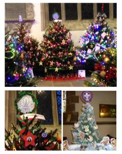 Christmas tree festival photos