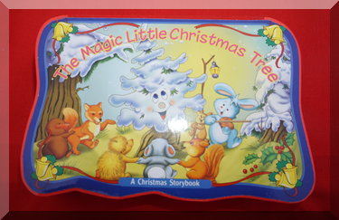 Book cover for The magic Little Christmas Tree