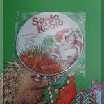 CD from Santa Koala book
