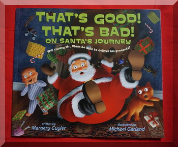 Cover of That's good, that's bad Christmas book