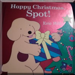 Cover of book Happy Christmas Spot