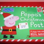 Peppa's Christmas Post - Christmas book review