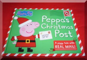 Cover of the book Peppa's Christmas Post