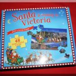 Santa is Coming to Victoria puzzle