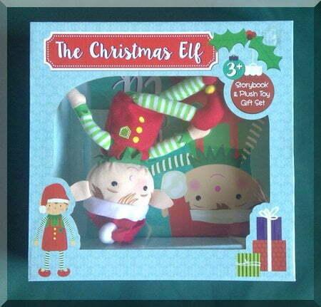 box set of The Christmas Elf