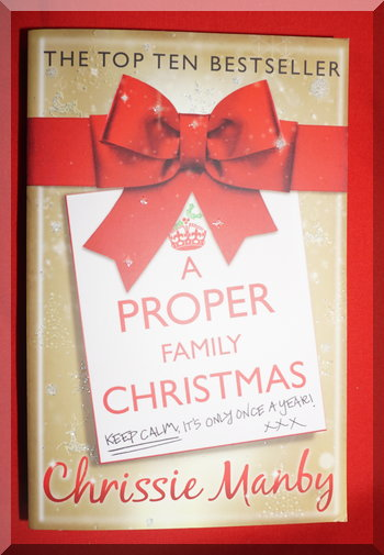 Front cover of A proper family Christmas