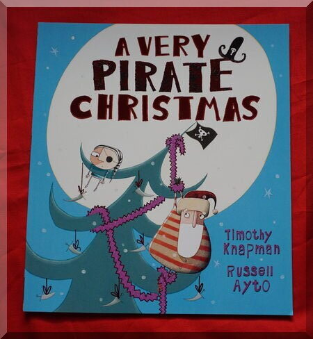 Cover of the Very Pirate Christmas