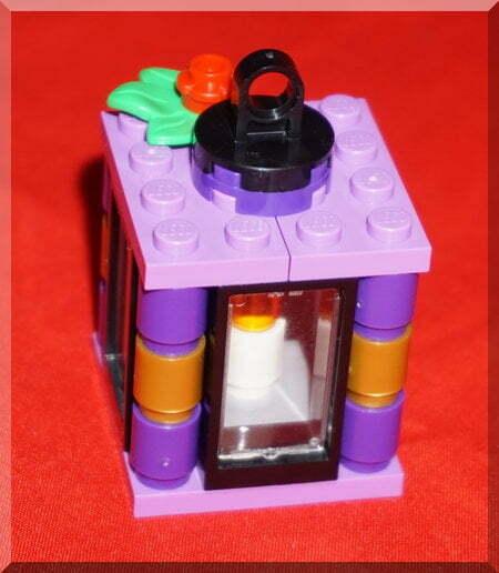 Lego Friends lantern