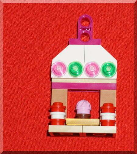 Lego cake stall