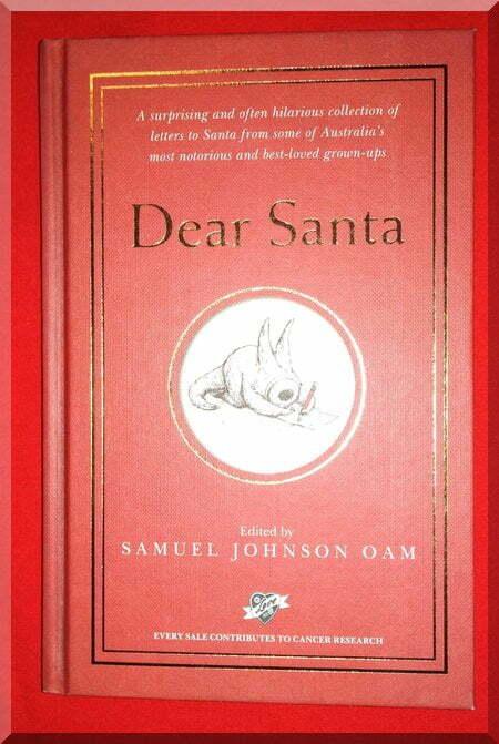 cover of Dear Santa from Samuel Johnson