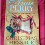 A Christmas message - Christmas book review