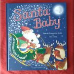 Santa baby ~ Christmas book review