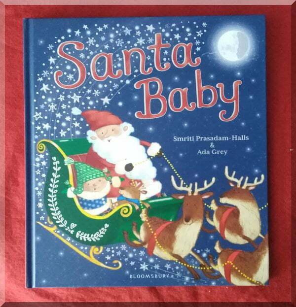 Cover of Baby Santa