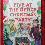 Five at the office Christmas party - Christmas book review