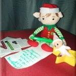 Christmas elves and sugary shopping!