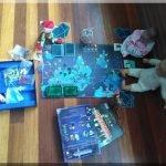 Tinkles playing pandemic